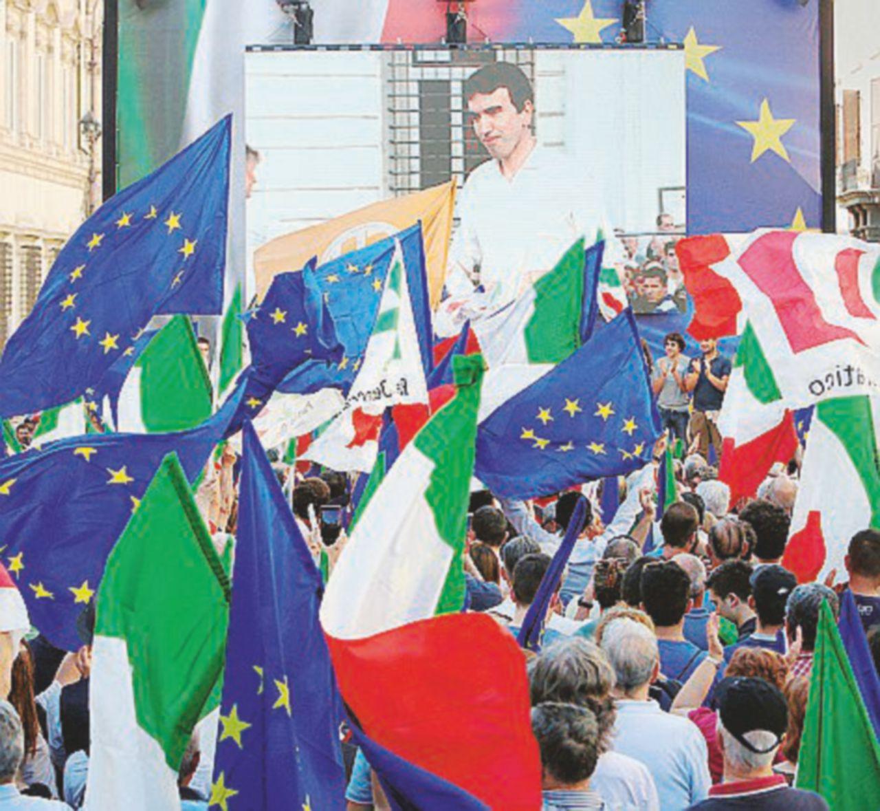 """Il Pd prova a buttarsi sul """"fascismo"""""""