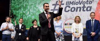 """M5s, Di Maio ringrazia Mattarella: """"Da oggi lo Stato siamo noi"""". Grillo con la campanella: """"Un mondo se ne sta andando"""""""