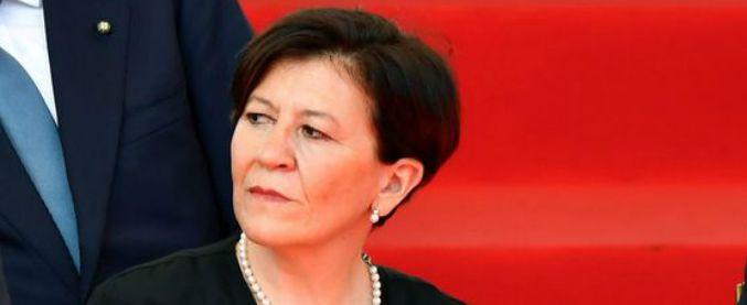 """Governo, Pd all'attacco della ministra della Difesa: """"Presidente di una struttura che reclutava mercenari"""""""