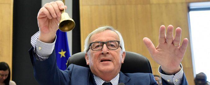 Juncker: le parole sono fondamentali, ma il contesto lo è di più
