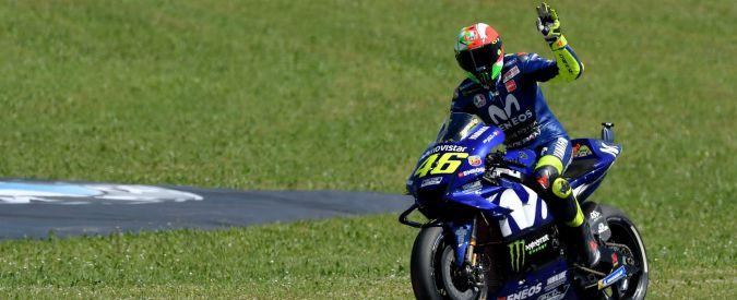 MotoGp Mugello, Valentino Rossi in pole position. Il Dottore fa segnare il nuovo record della pista