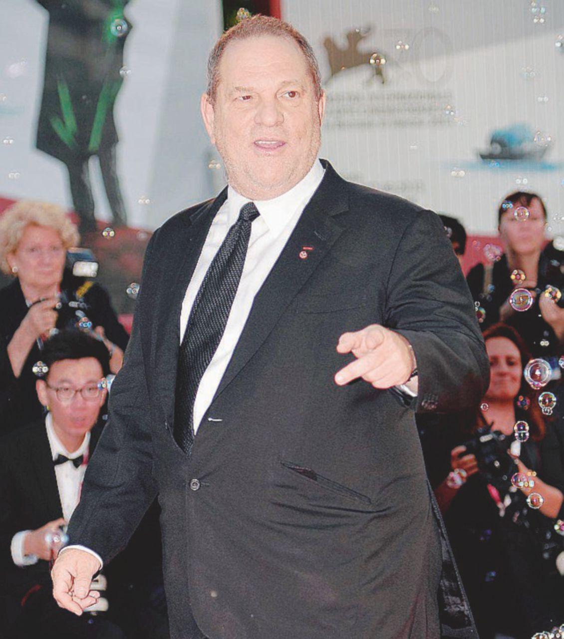 Brian De Palma sta scrivendo un horror ispirato a Harvey Weinstein