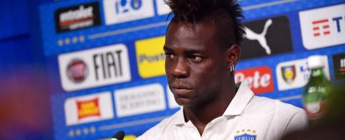 """Nazionale, Mario Balotelli: """"Io capitano? Sarebbe un bel segnale per gli immigrati"""""""