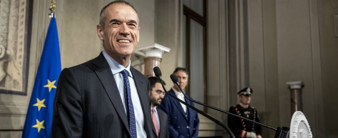 """Governo, il racconto di Carlo Cottarelli: """"Tre notti insonni, due libri in valigia e otto donne nel governo"""""""
