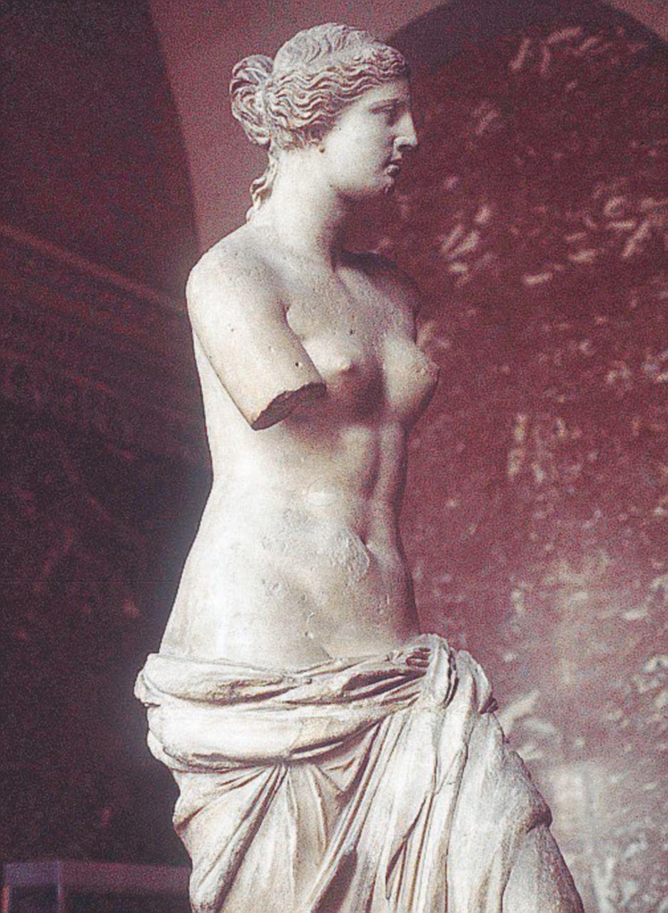 Dal dialogo alla Venere: due modi per dire Milo
