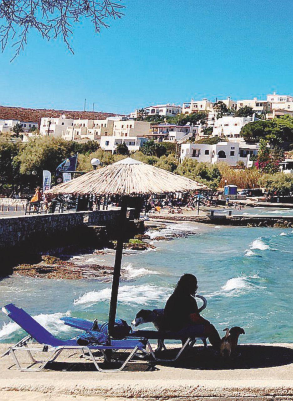 A Syros nascono le navi se la politica non chiama