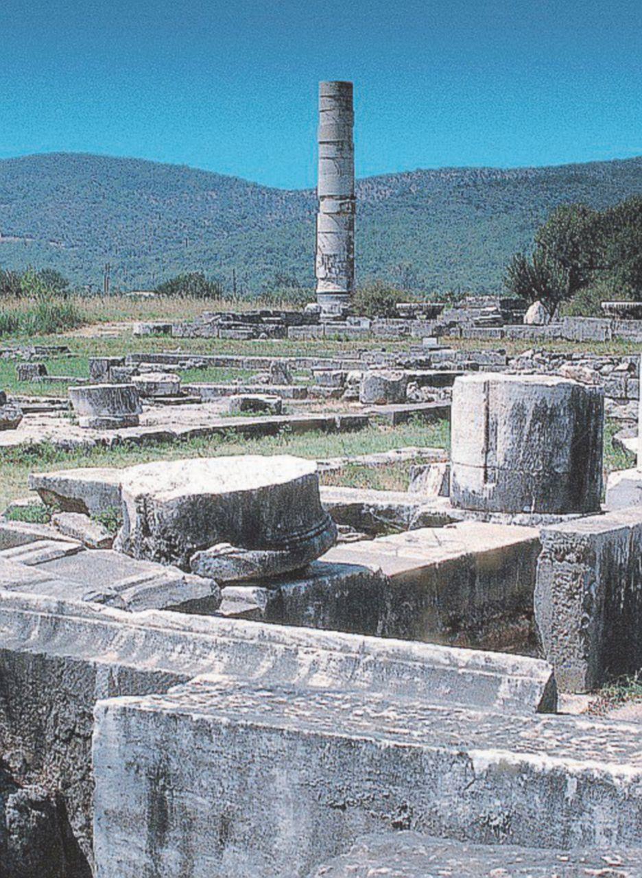 Samo, tempio della più grande gelosia esistente