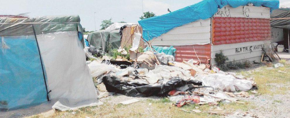 Delirio nel Vibonese: tiro al bersaglio contro il nero