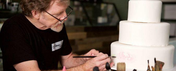 Negò torta per matrimonio gay, prima vittoria di un pasticcere alla Suprema corte Usa