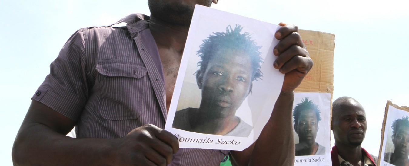 """Vibo Valentia, fermato l'uomo ritenuto il killer di Sacko Saumayla. Gli inquirenti: """"Vendetta per i furti"""""""