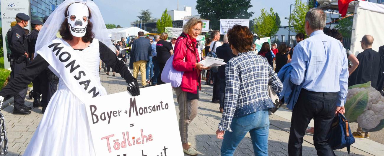 Monsanto, il 7 giugno il passaggio sotto i tedeschi di Bayer per 63 miliardi di dollari