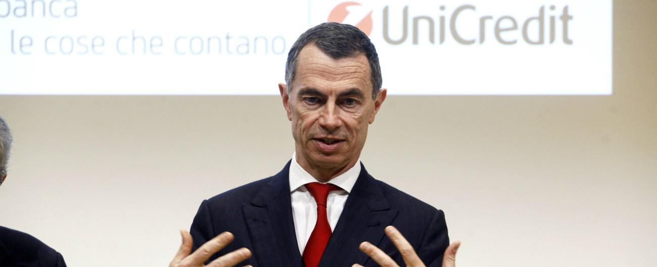 Unicredit, il Financial Times rilancia il flirt con Société Générale. Che solletica il mercato