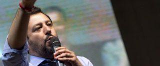 """Salvini da Fiumicino: """"Mi ha telefonato Orban, insieme a lui cambieremo le regole di questa Europa"""""""