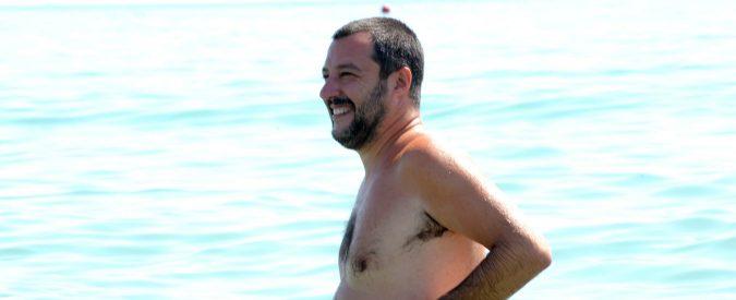 Migranti: caro Salvini, 'pacchia' è andare in barca. Non essere costretto al barcone