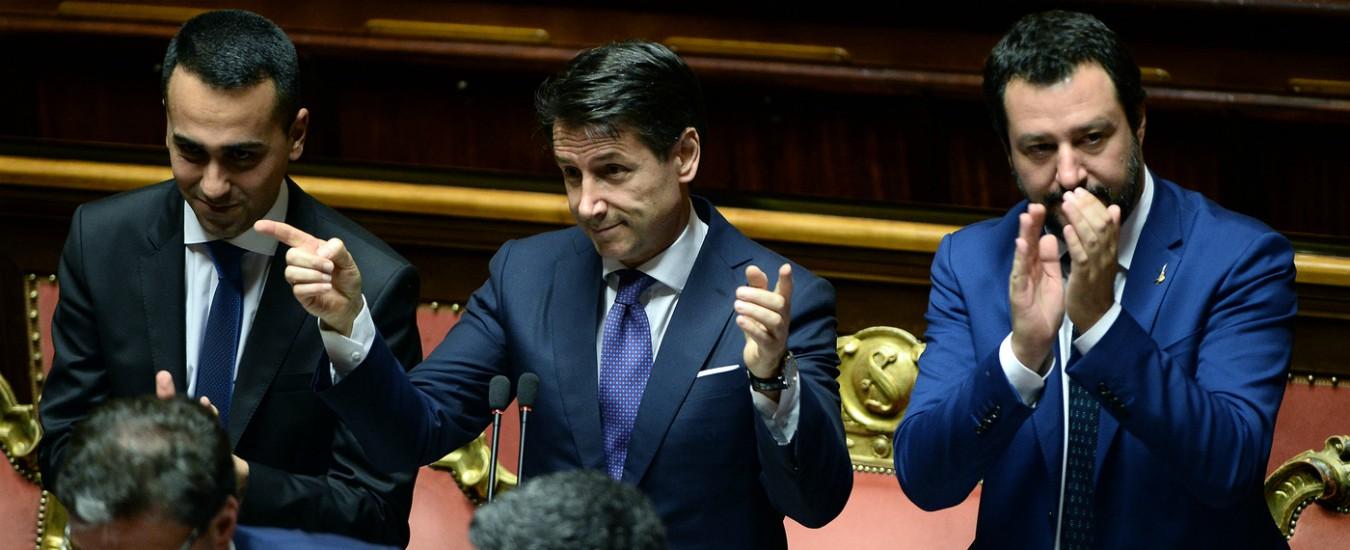 Sondaggi, Lega primo partito al 30%, italiani con Salvini sul caso Diciotti. M5S in calo ma consensi record per il governo