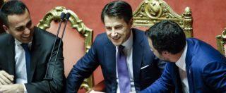 """Governo Conte, il primo discorso del presidente """"terzo"""": """"Populisti? Sì se significa ascoltare i bisogni della gente"""""""
