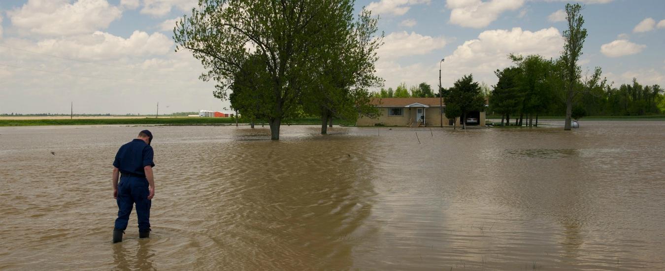 Governo, mettiamo da parte la poesia. Contro le inondazioni servono flessibilità e pianificazione