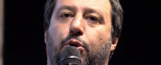 """Flat tax, Salvini: """"Se uno guadagna di più e paga di più è chiaro che risparmia di più. L'importante è che guadagnino tutti"""""""