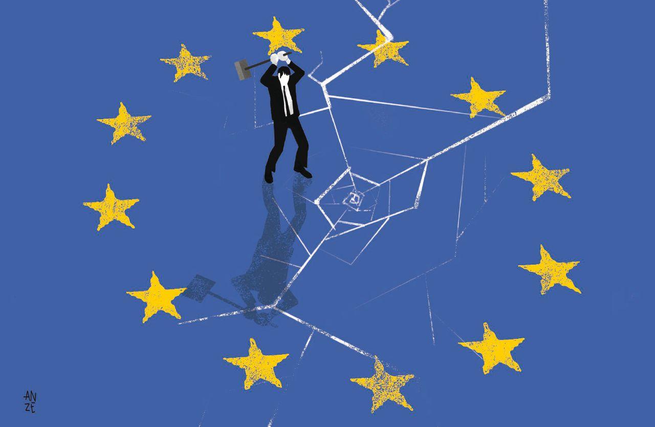 I furbetti di Berlino, il vero problema dell'Eurozona