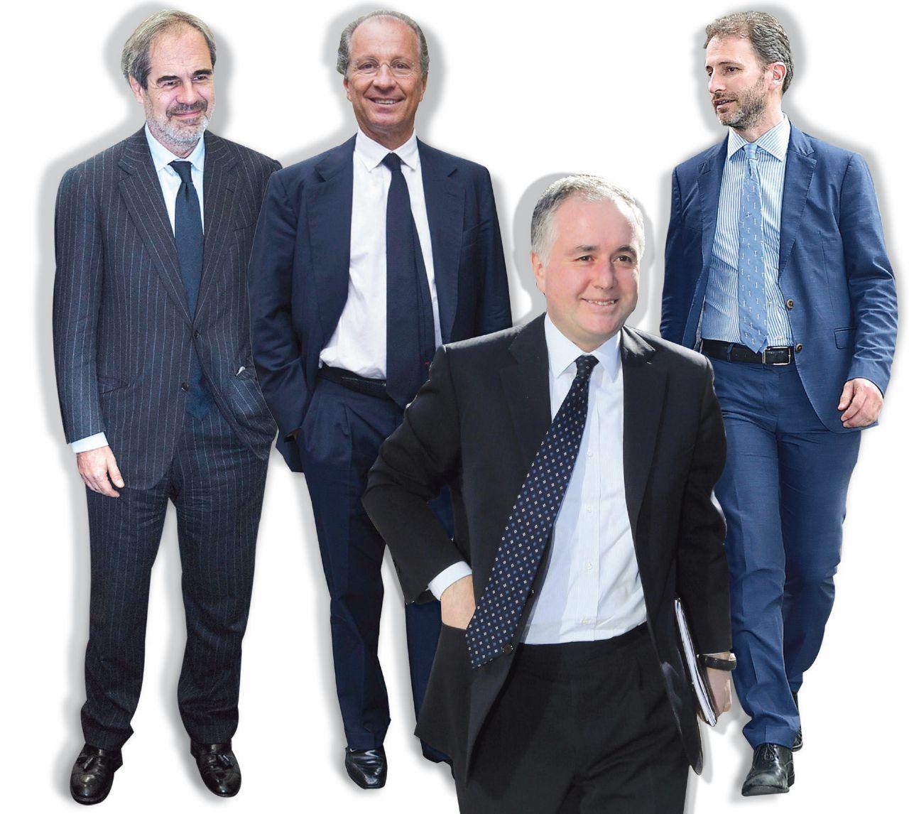Per Cassa Depositi l'uomo 4 stagioni alla corte del M5S