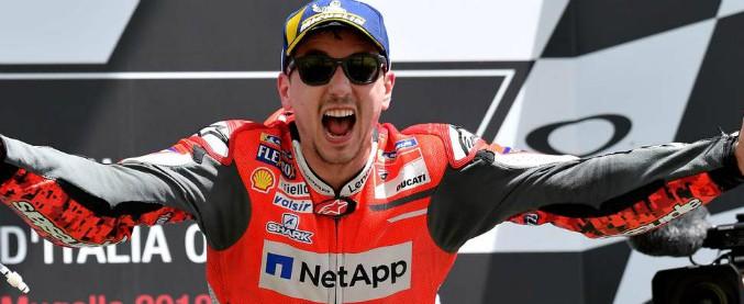 MotoGp, Lorenzo firma con la Honda: per due anni correrà insieme a Marquez