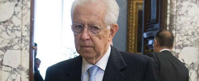 Governo, Mario Monti evoca lo spettro della Troika. Proprio lui