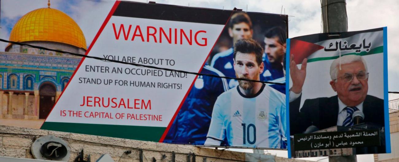 """Israele, la Nazionale argentina annulla la partita a Gerusalemme. Il ministro: """"Hanno ceduto a pressioni degli odiatori"""""""