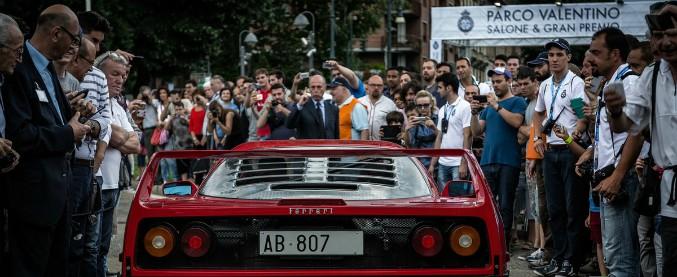 """Parco Valentino, parte oggi il salone dell'auto """"democratico"""" e a cielo aperto"""