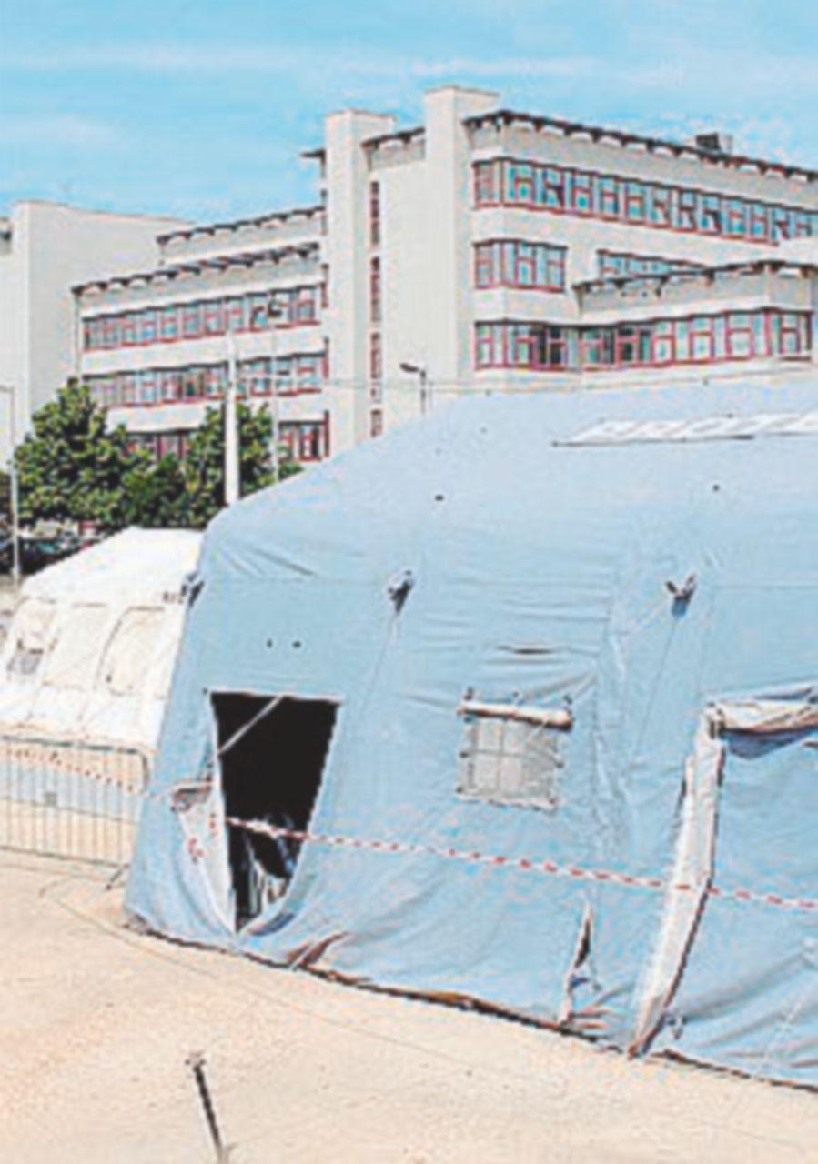 Palagiustizia Bari, l'Anm e gli avvocati pagano i bagni chimici