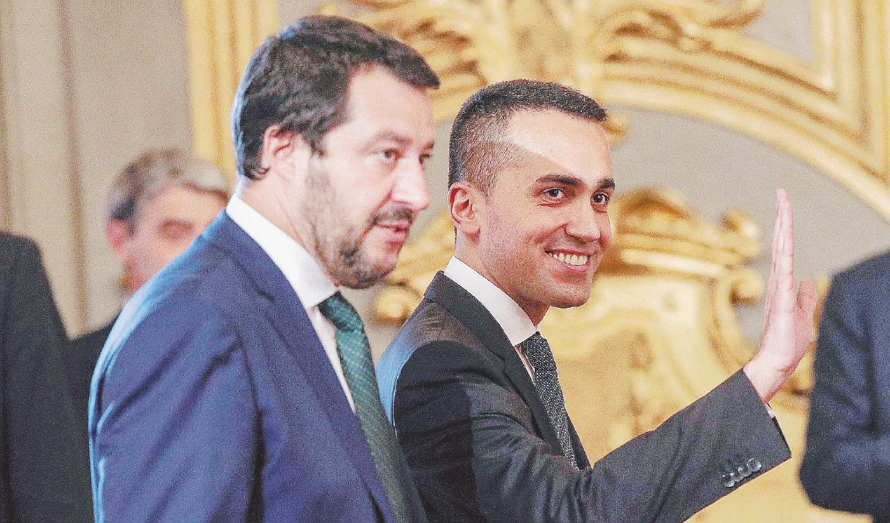 Perché Salvini minaccia di mangiarsi Di Maio & C.