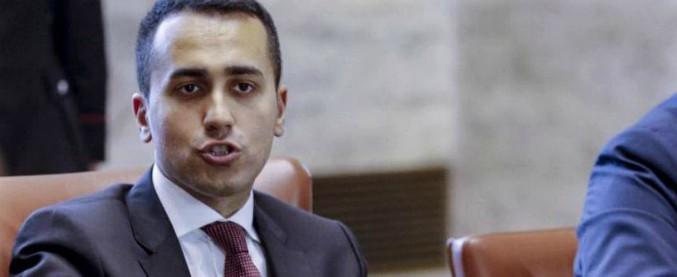 """Decreto dignità, Di Maio: """"Non ci saranno tetti a somministrazione e ritorno dei voucher. Decida il Parlamento"""""""