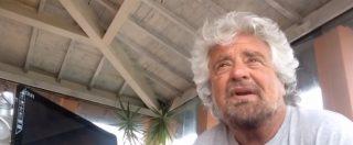 """Ilva, Grillo: """"Chiuderla? Nessuno lo ha mai pensato. Riconversione con i fondi europei"""" e cita l'esempio della Ruhr"""