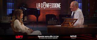 """La Confessione, Daniela Santanchè: """"L'Islam mi ha condannata a morte, ricevo minacce e vivo sotto scorta"""""""