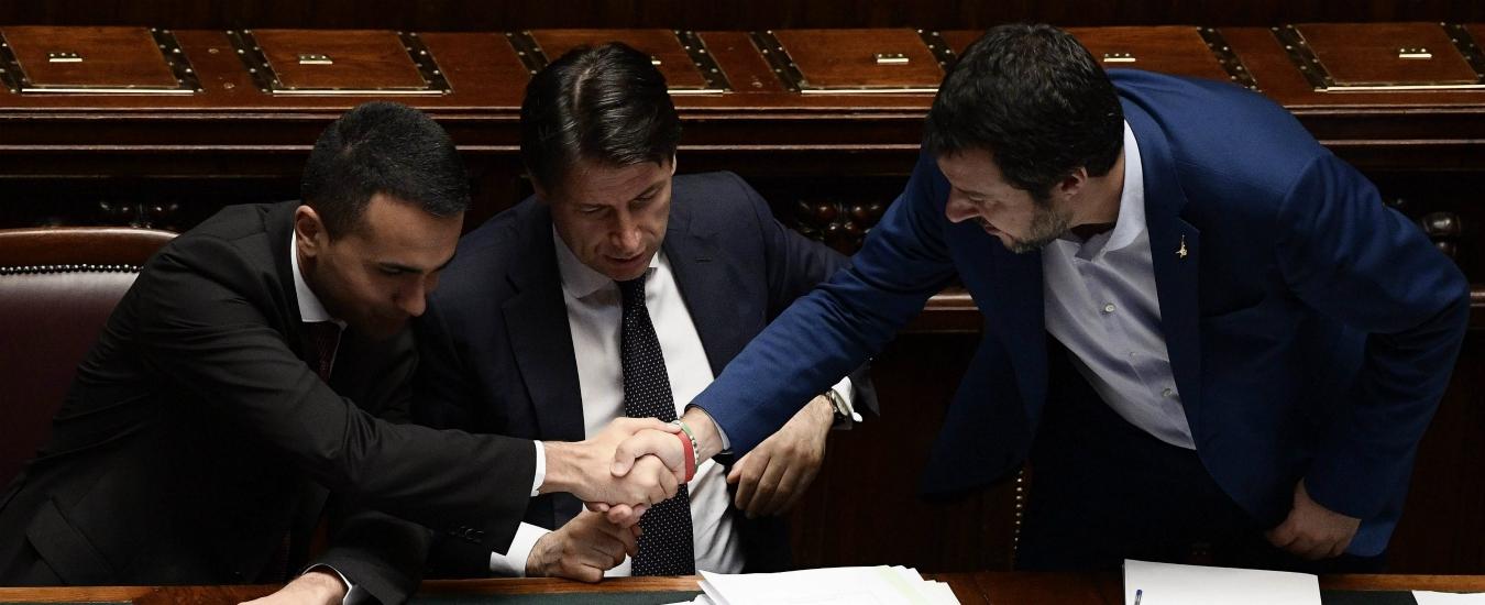 """Legge di Bilancio, accordo di governo: """"Conti compatibili con le riforme"""". Lo spread sale, Salvini: """"Non lo temiamo"""""""