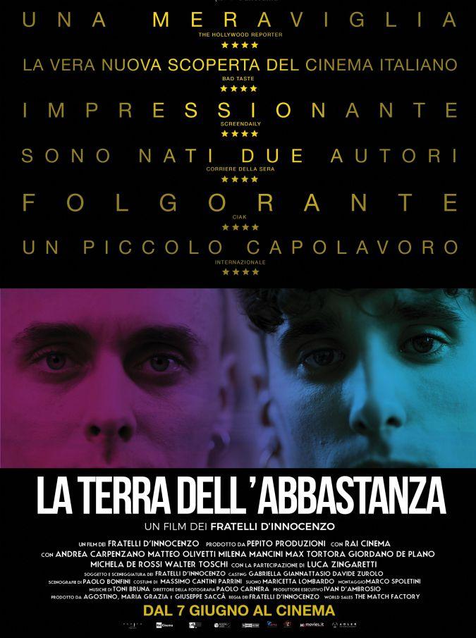 Film in uscita, cosa vedere: da La Terra dell'Abbastanza a Tito e gli Alieni con Valerio Mastandrea