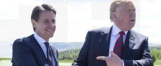 """G7 Canada, Conte è d'accordo con Trump: """"La Russia dovrebbe rientrare"""". Tusk: """"Usa sfidano ordine che hanno costruito"""""""