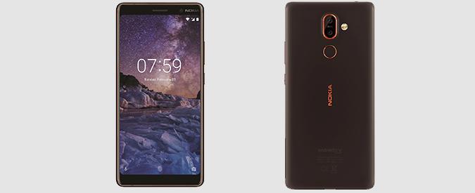 Nokia 7 Plus, ottimo design e buon rapporto dotazione/prezzo