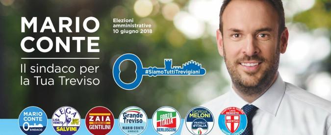 """Treviso, la squadra di volley all'evento elettorale del candidato leghista. L'assessore uscente: """"Una caduta di stile"""""""