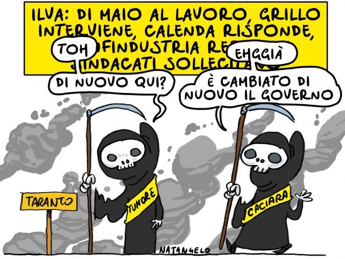Intanto, a Taranto…