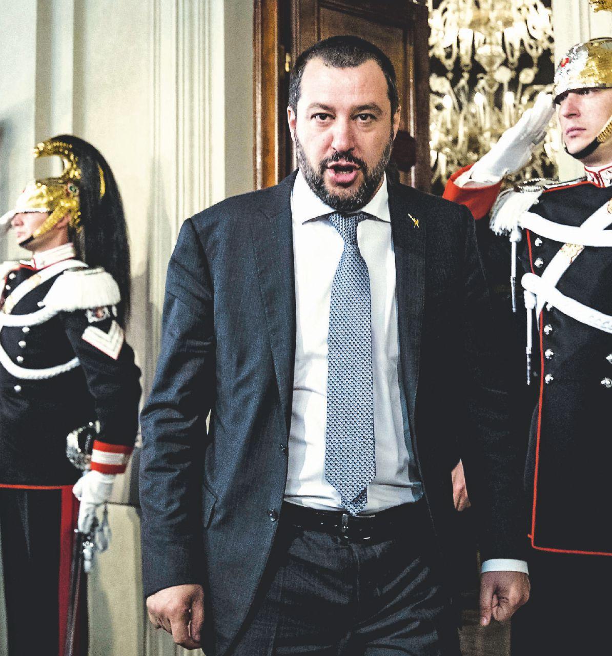 """Speedy Pizza, """"golpe"""" e ruspe: così Mr. Lega ha liquidato B. e Renzi"""