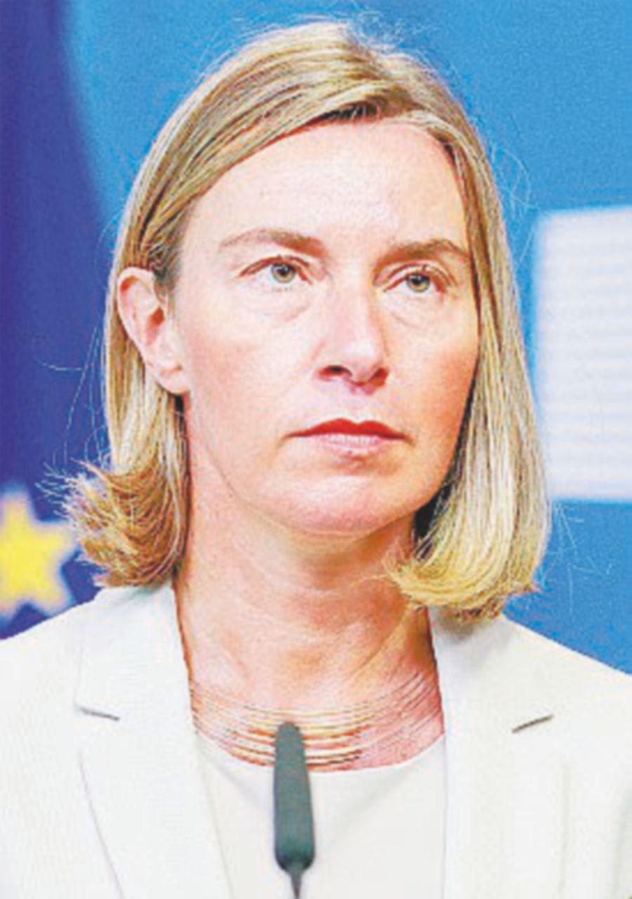 Netanyahu non vuole vedere la Mogherini: salta l'incontro