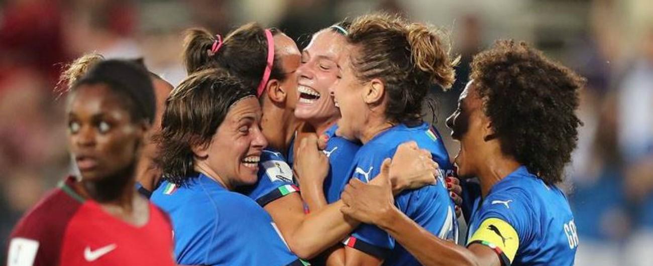 Mondiali calcio femminile, i maschilisti si scatenano. Ditemi chi è il loro pusher