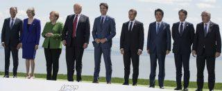 """G7, l'Ue sulla Russia: """"Rientro nel G8 solo dopo progressi su Ucraina"""". Conte sottoscrive: """"Ma cerchiamo un dialogo"""""""