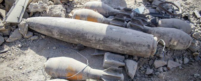 A Raqqa come in Vietnam, la guerra di annichilimento degli Usa