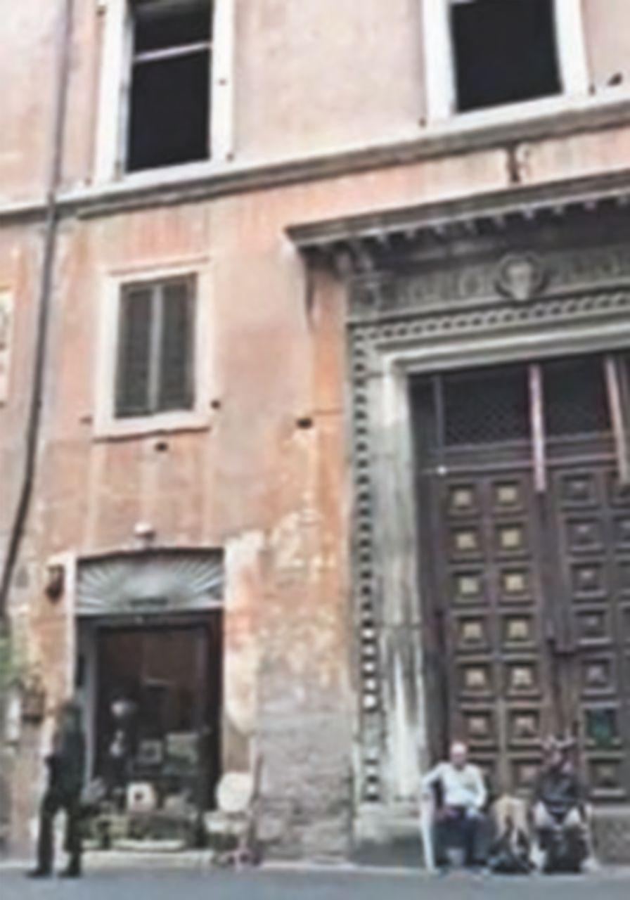 Artisti occupano palazzo Nardini contro la vendita