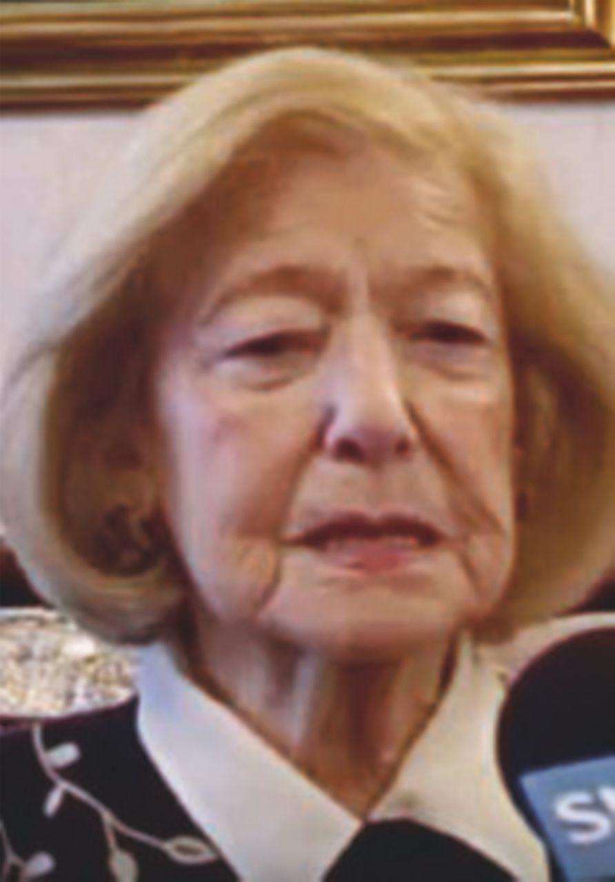 "Addio a Gena Turgel, la ""Sposa di Belsen"" che curò Anna Frank"