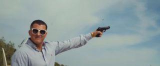 Foggia, pistolettate nel video rap 'Mafia' girato nel paese sciolto per infiltrazioni: perquisizioni per trovare l'arma
