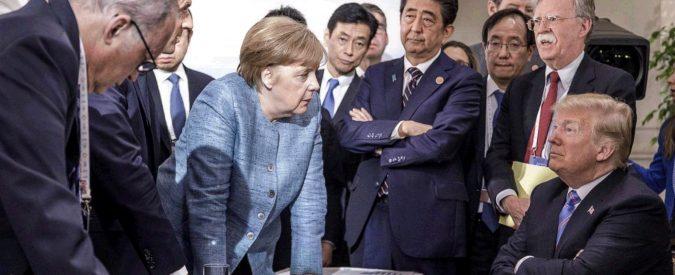G7 e Singapore, Trump manda a catafascio il Vertice con gli alleati. Ma ci prova con l'arci-nemico