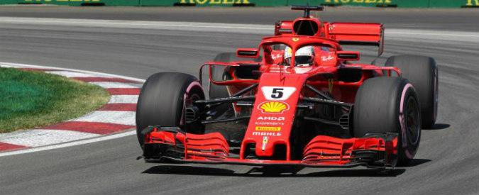 F1 Canada, Vettel vince a Montreal. Bottas secondo, Verstappen sul podio. Lewis Hamilton è solo 5°, poi Raikkonen