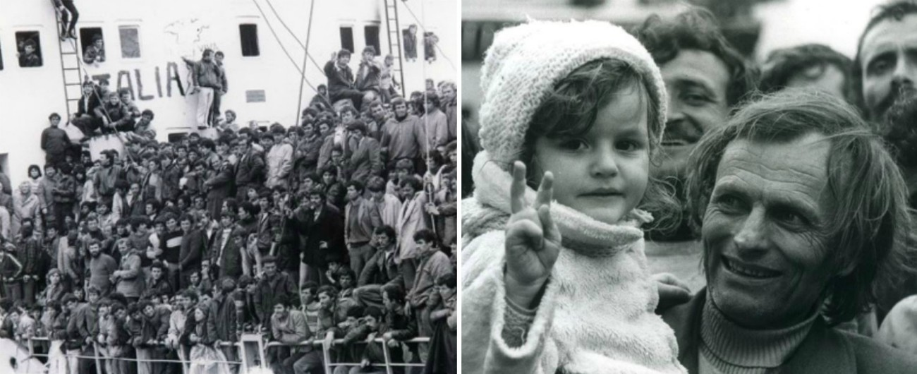 Aquarius, 'Hanno fame e freddo, aiutateli'. Brindisi accolse 27mila migranti, l'Italia può salvarne 629